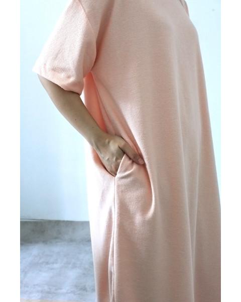 JELLY DRESS SALMON 2
