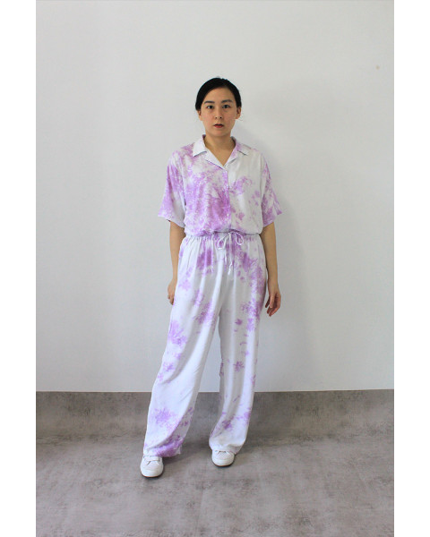 PO TIEDYE MADNESS  BUNDLING SHIRT AND PANTS