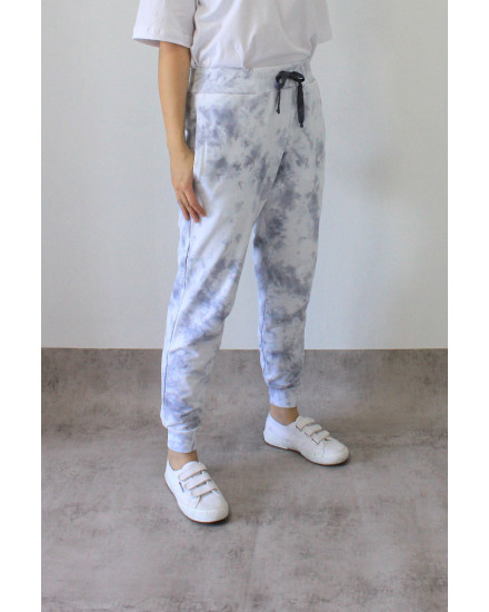 PO TIEDYE ACTIVE SWEATPANTS GREY
