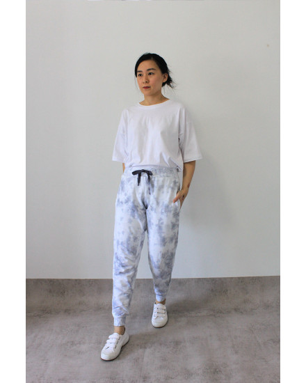 TIEDYE SWEETPANTS GREY