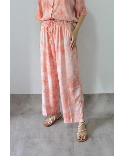 bundling ifka outer + maxel  pants peach