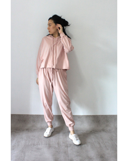 PO everyday hoodie dusty pink ( 7-12 working days )