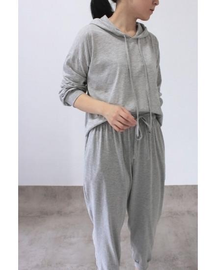everyday hoodie misty grey