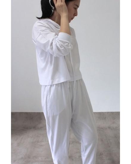 PO everyday hoodie white ( 7-12 working days )