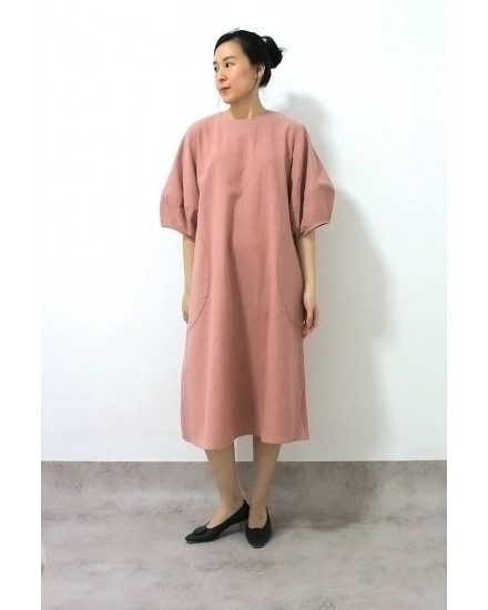 URI DRESS ROSE