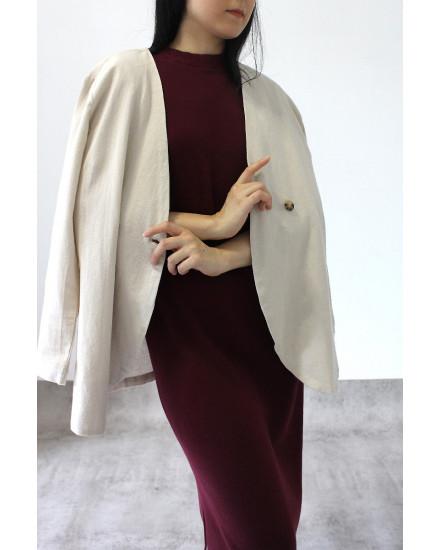 carol dress red