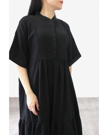 Afala Dress Black