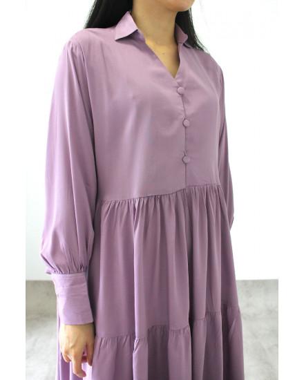 Maliga Dress Purple