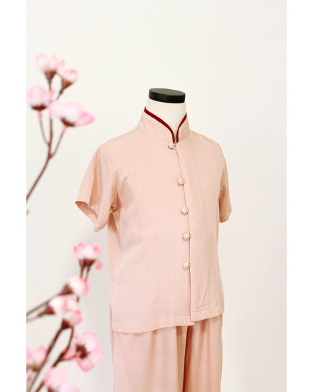 Mini Quo Qipao shirt