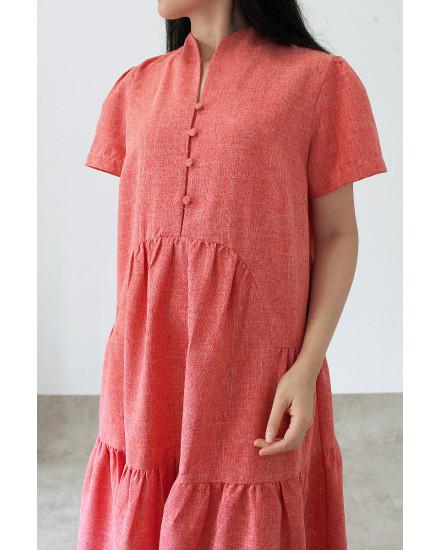 Rui Dress Lilac (ready to ship 6 feb)