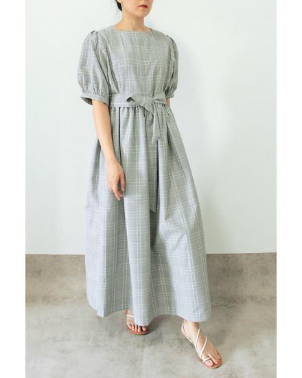 Winona Dress Grey