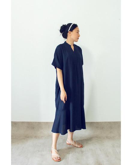 raina dress navy