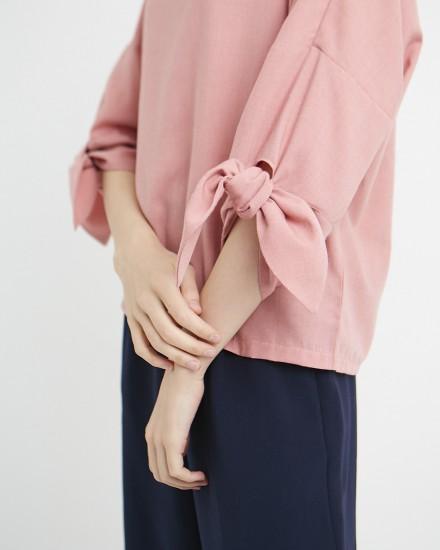 brielle top pink