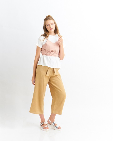 minka 2 pieces khakis