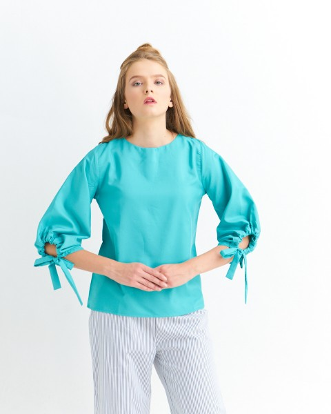 billy baloon top green