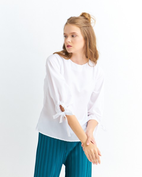 billy baloon top white
