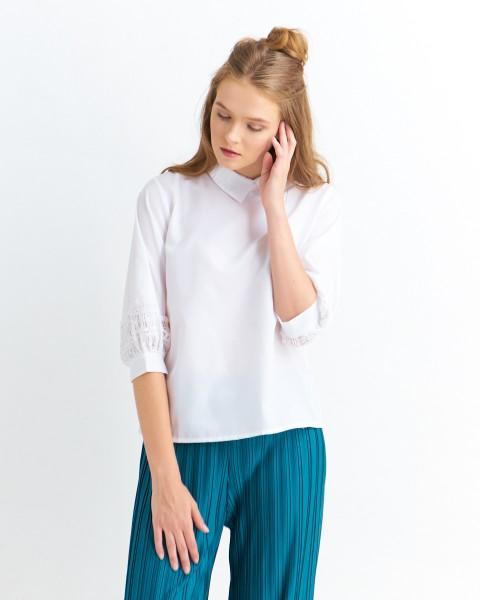kortel shirt white