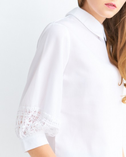kortel shirt white