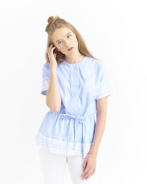 fondy top blue