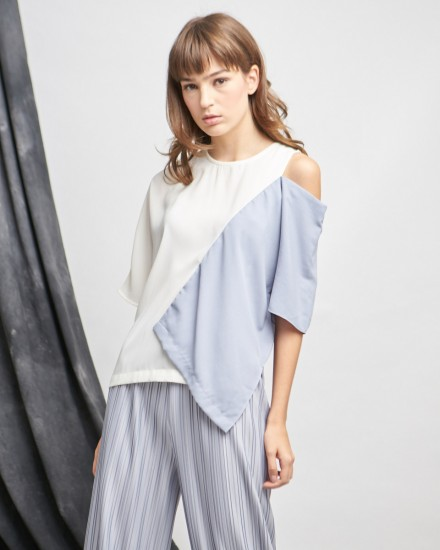 taola top grey