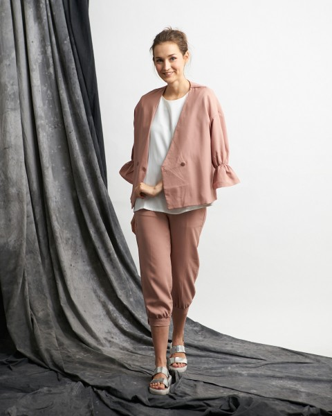 nora outer latte