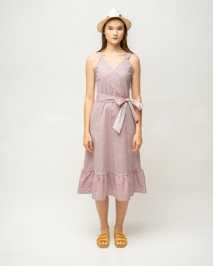 alya dress pink