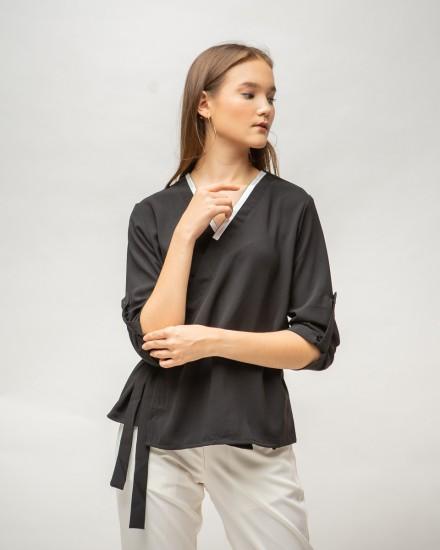 zila hanbok black