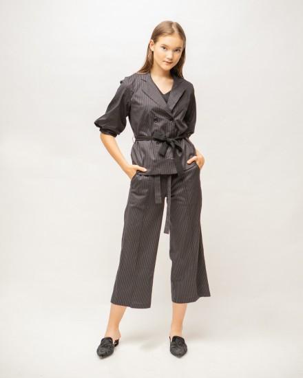 fanda pants black