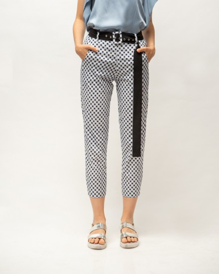 toddy pants gingham