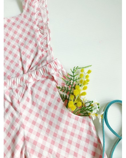 LOLA OVERALL PINK