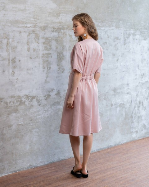 JADE DRESS NUDE