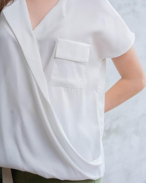 HENA TOP WHITE