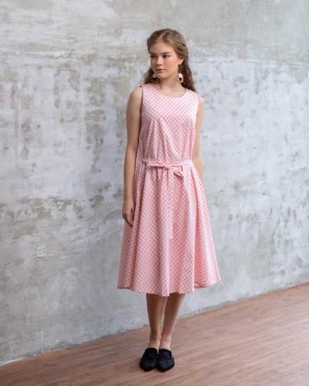 DAYLA DRESS PINK