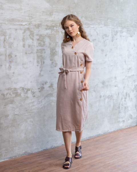 VALEN DRESS KHAKIS