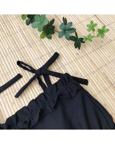 RIVA DRESS BLACK