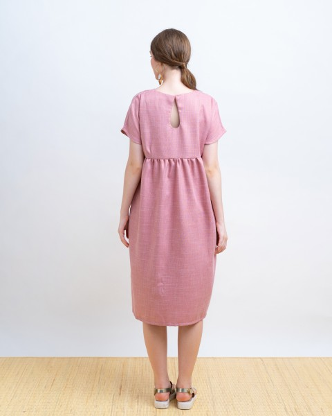 FALA DRESS PINK