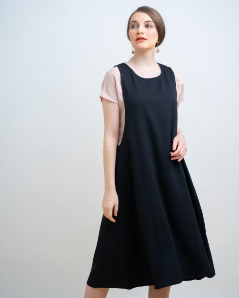 KARAMI DRESS BLACK