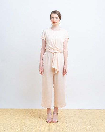 OSCAR JUMPSUIT CREAM