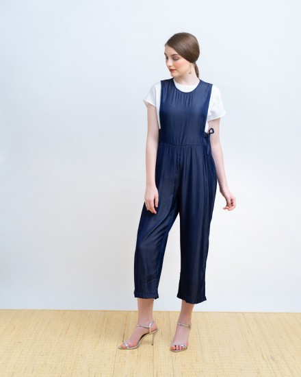 HERALD JUMPSUIT DENIM
