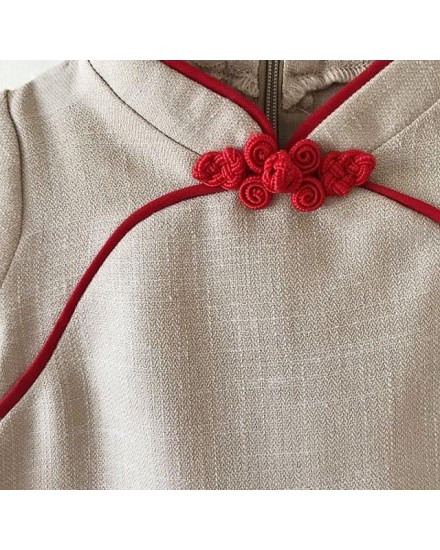 HUANG DRESS CREME