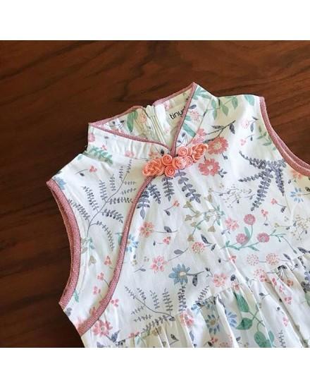 XI LIU DRESS