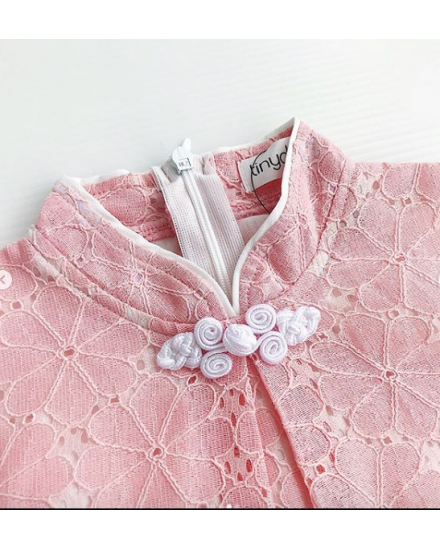 MULAN DRESS PINK
