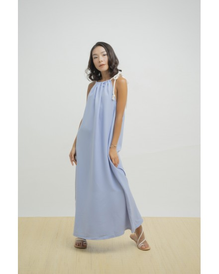 MYLA DRESS BLUE