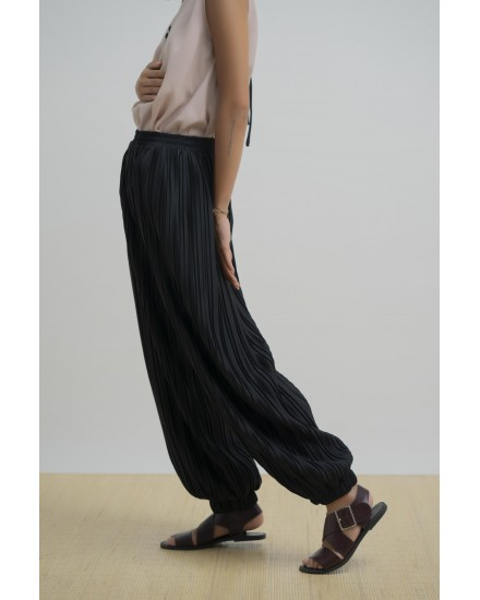 ALADIN PANTS BLACK