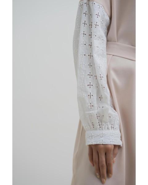VENOLA DRESS OUTER KHAKIS