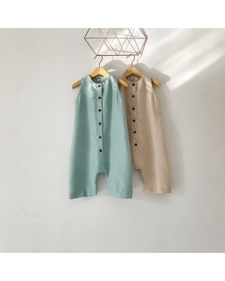 KOMO JUMPSUIT MINT
