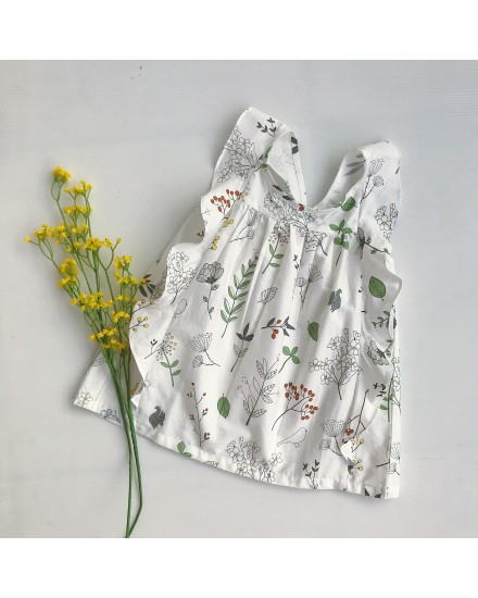 LEXI DRESS FLOWER