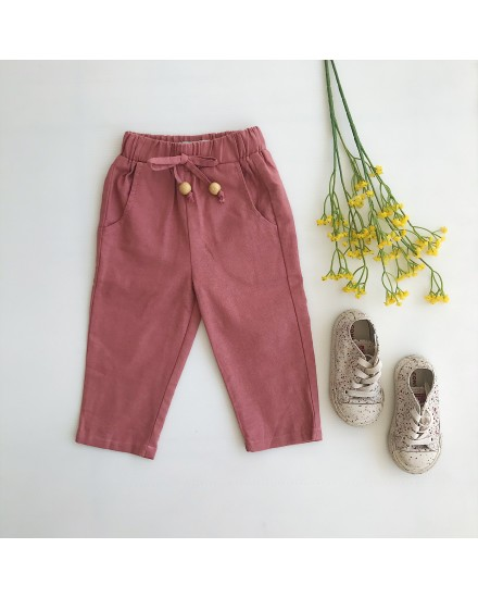 MIZU PANTS CORAL RED