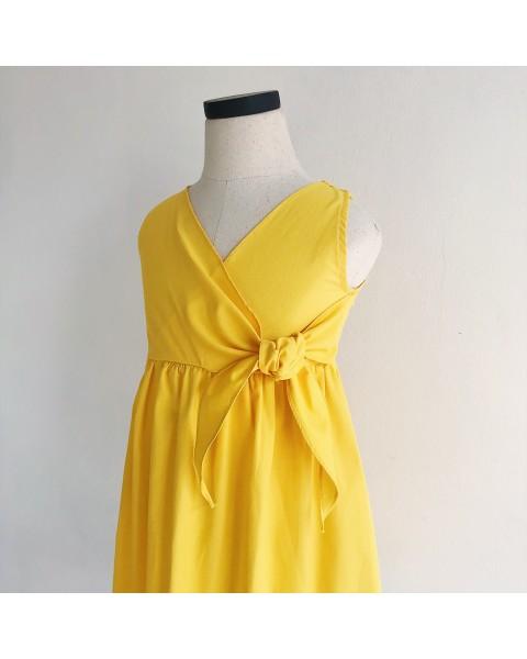 LUIGY DRESS YELLOW