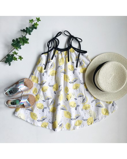 lemon dress
